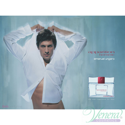 Ungaro Apparition Homme EDT 30ml за Мъже Мъжки парфюми