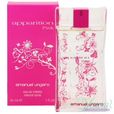 Ungaro Apparition Pink EDT 90ml за Жени Дамски Парфюми