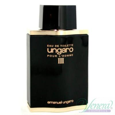 Ungaro Pour L'Homme III EDT 100ml за Мъже БЕЗ ОПАКОВКА За Мъже