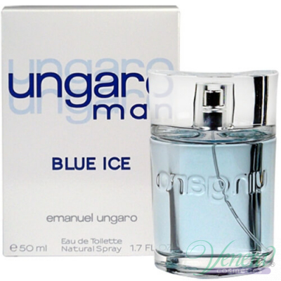 Ungaro Blue Ice EDT 90ml за Мъже
