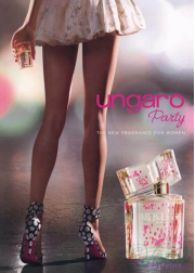 Ungaro Party EDT 90ml για γυναίκες ασυσκεύαστo Προϊόντα χωρίς συσκευασία
