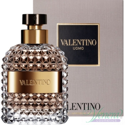 Valentino Uomo EDT 100ml за Мъже За Мъже