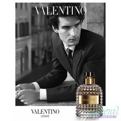 Valentino Uomo EDT 50ml за Мъже За Мъже