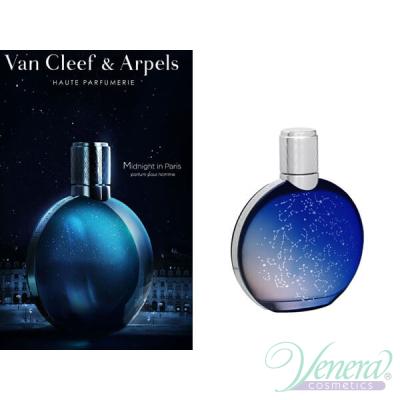 Van Cleef & Arpels Midnight in Paris EDP 125ml за Мъже БЕЗ ОПАКОВКА За Мъже