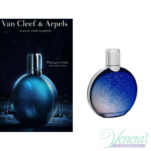 Van Cleef & Arpels Midnight in Paris EDT 125ml за Мъже