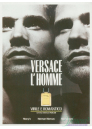 Versace L'Homme EDT 100ml για άνδρες ασυσκεύαστo