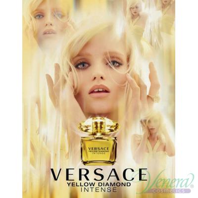 Versace Yellow Diamond Intense Комплект (EDT 90ml + BL 100ml + Bag) за Жени Дамски Комплекти