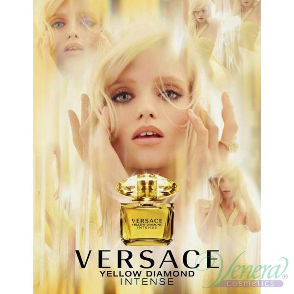 19be5d4c583d Versace Yellow Diamond Intense Set (EDT 90ml + BL 100ml + Bag Tag) για ...