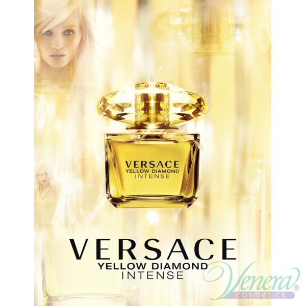 f35276f5bc38 ... Versace Yellow Diamond Intense Set (EDT 90ml + BL 100ml + Bag Tag) για