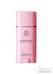 Versace Bright Crystal Deo Stick 50ml για γυναίκες Women's face and body products