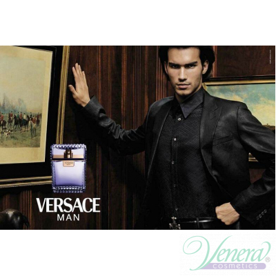 Versace Man EDT 100ml за Мъже Мъжки Парфюми