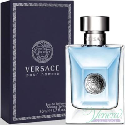 Versace Pour Homme EDT 200ml за Мъже Мъжки Парфюми