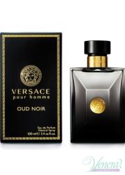 Versace Pour Homme Oud Noir EDP 100ml για άνδρες Men's Fragrance