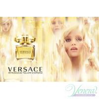 Versace Yellow Diamond Комплект (EDT 90ml + EDT 10ml + Bag) за Жени Дамски Комплекти