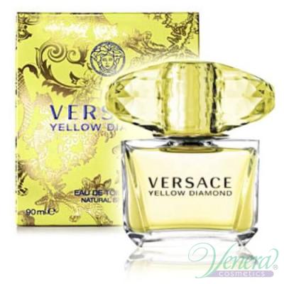 Versace Yellow Diamond EDT 50ml за Жени Дамски Парфюми