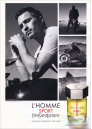 YSL L'Homme Sport EDT 100ml за Мъже