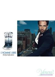 YSL L'Homme Libre EDT 40ml για άνδρες Ανδρικά Αρώματα