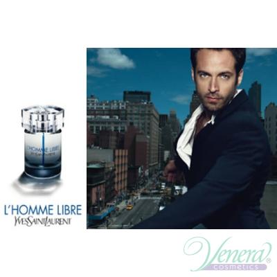 YSL L'Homme Libre EDT 40ml за Мъже Мъжки Парфюми