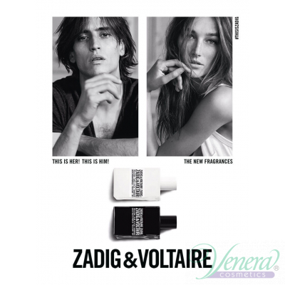 Zadig & Voltaire This is Him EDT 30ml за Мъже Мъжки Парфюми